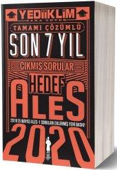 Yediiklim Yayınları 2020 Ales Son 7 Yıl Tamamı...
