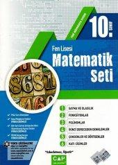 çap Yayınları 10. Sınıf Matematik Seti Fen...
