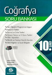 Bilgi Sarmal Yayınları 10. Sınıf Coğrafya Soru Bankası