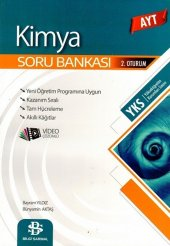 Bilgi Sarmal Yayınları AYT Kimya Soru Bankası