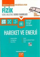 Çap Yayınları Fizik Hareket ve Enerji Konu Anlatımlı Soru Bankası