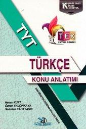 Yayın Denizi TYT TEK Serisi Türkçe Konu Anlatımı Cep Kitabı