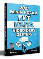 2021 Tyt Kimya Video Ders Defteri Benim Hocam...