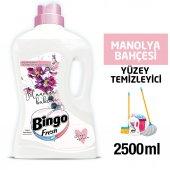 Bingo Fresh Yüzey Temizleyici Manolya 2,5 L