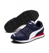 Puma Vista Jr Lacivert Beyaz Sneaker ayakkabı
