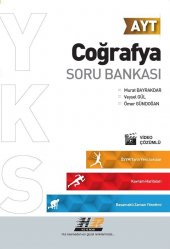 Hız Ve Renk Yayınları Ayt Coğrafya Soru Bankası