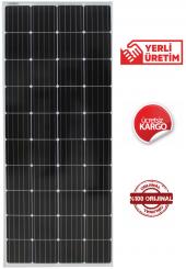 Monokristal 170 Watt Güneş Paneli Solar Panel