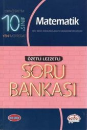 10.sınıf Matematik Soru Bankası Özetli Lezzetli
