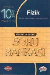 10.Sınıf Fizik Soru Bankası Özetli Lezzetli