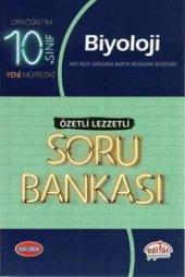 10.Sınıf Biyoloji Soru Bankası Özetli Lezzetli