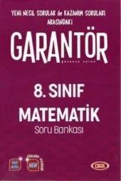 8.Sınıf Garantör Matematik Soru Bankası
