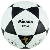 Mikasa FT-4 Yapıştırmalı 4 No Futbol Topu BEYAZ