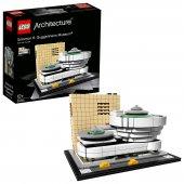 Lego Architecture Solomon R. Guggenheim Müzesi 210...