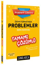 şenol Hoca Yayınları Ösym Formatında Problemler Soru Bankası