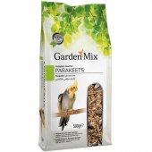 Gardenmix Platin Parakeets Paraket Yemi 500g