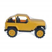 Tombul Jeep 43 Cm Sarı