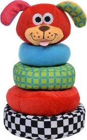 Bondigo Bp2511 Renkli Peluş Halkalar Köpek
