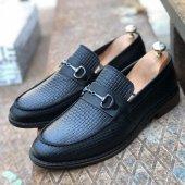 Hakiki Deri Uzn 81011 Erkek Günlük Ayakkabı
