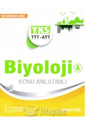 Yks Tyt Ayt Biyoloji Konu Kitabı*yeni A
