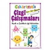 ÇIKARTMALI ÇİZGİ ÇALIŞMASI-RENK, ŞEKİL