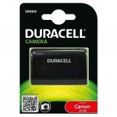 Canon 60d İçin Uyumlu Orjinal Duracell Batarya...