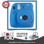 Instax Mini 9 Makine +çanta + Albüm (Açık Mavi)...