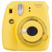 Fujifilm İnstax Mini 9 Fotoğraf Makinesi (Sarı)...
