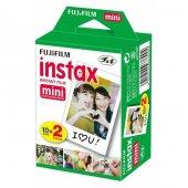 Fuji İnstax Mini 7 8 9 11 25 70 90 İçin 20 Li...