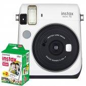 Fujifilm İnstax Mini 70 Şipşak Beyaz+20'li Film...