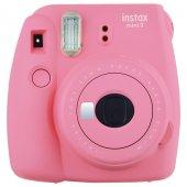 Fujifilm İnstax Mini 9 Fotoğraf Makinesi (Pembe)