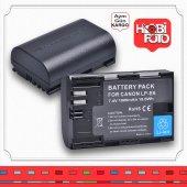 Canon 6d İçin Lp E6 Batarya Pil