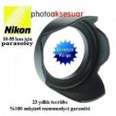 Nikon 18 55 Mm Vr Lens İçin 52mm Yaprak...
