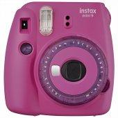 Fujifilm İnstax Mini 9 Fotoğraf Makinesi (Mor)