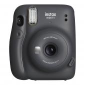 Fujifilm İnstax Mini 11 Şipşak Fotoğraf Makinesi + Askı+Pil  (siyah)