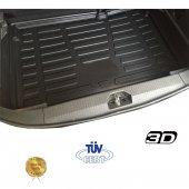Hyundai İ20 2009-2014 3D Bagaj Havuzu KalitePlus-3