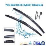 Hyundai Accent Blue Hibrit Silecek Takımı 2011-2015 650 MM/400 mm KalitePlus-2