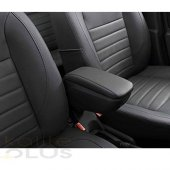 Fiat Albea 2005 Model Kolçak Kol Dayama Delme Yok KalitePlus Siyah-3