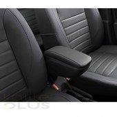 Honda Civic 2002 Sedan Model Kolçak Kol Dayama Delme Yok KalitePlus Siyah-3