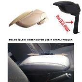 Fiat Linea 2011 Model Kolçak Kol Dayama Delme Yok KalitePlus Bej