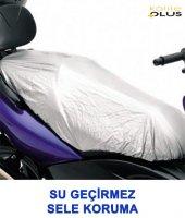 Bisan Troy 100 Motosiklet Örtü Branda KalitePlus -2