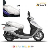 Gilera Nexus 250 Motosiklet Örtü Branda KalitePlus -3