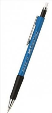 Faber Castell Grip Iı 1347 Versatil Kalem 0.7 Mm Mavi