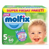 Molfix Süper Fırsat Paketi 5 60 Adet