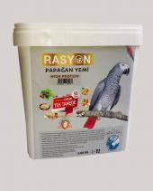 RASYON HIGH PROTEIN  PAPAĞAN YEMİ 5KG