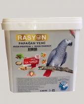 RASYON HIGH PROTEIN&HIGY ENERGY PAPAĞAN YEMİ 5KG
