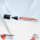 Edding Beyaz Tahta Kalemi Siyah 360xl L001 Refıll