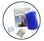 Catit Kedi Kaşınma Aparatı Mavi