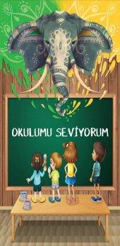 Anaokulu Kapı Giydirme 7