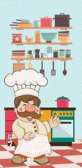 Mutfak, Yemekhane Kapı Giydirme 104