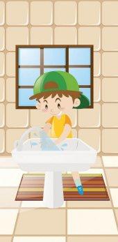 Wc, Lavabo, Tuvalet Kapı Giydirme 109